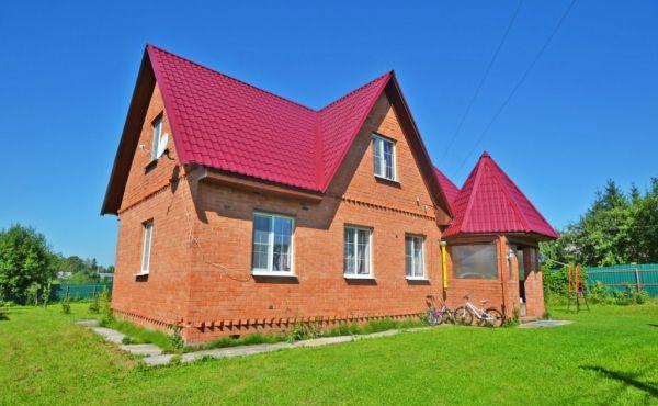Жилой дом в Волоколамске
